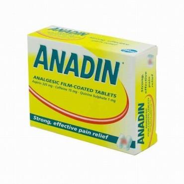 Anadin Analgesic Tablets Regular