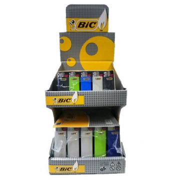 Bic Lighters Double Decker