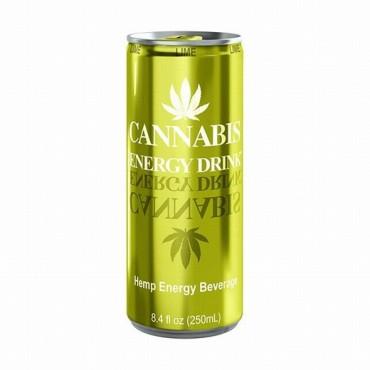 Cannabis Energy Drink Lime