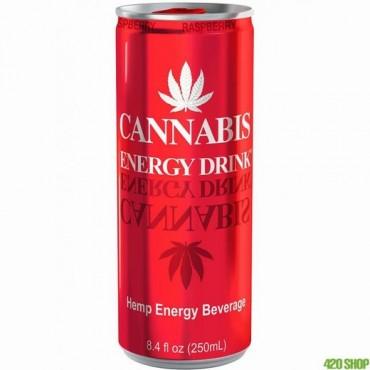 Cannabis Energy Drink Rasberry