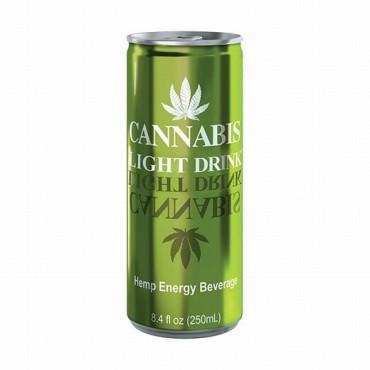 Cannabis Energy Drink Sugar Free