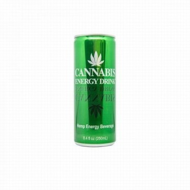 Cannabis Energy Drink Hemp Original
