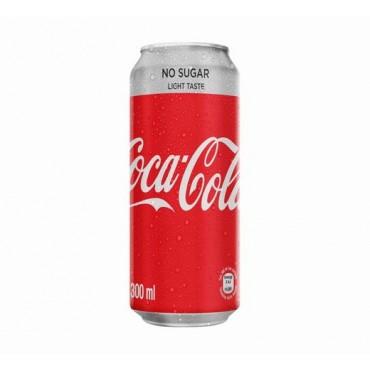 Coca Cola Light Can