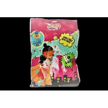 Clumzee Clownz Lucky Packet Girls