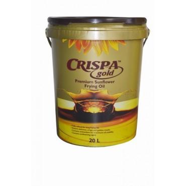Crispa Gold Oil