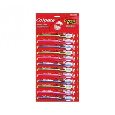 Colgate Tooth Brush Double Action Tray