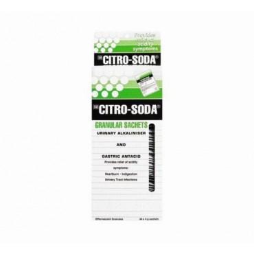 Citro Soda Regular Sachet Box