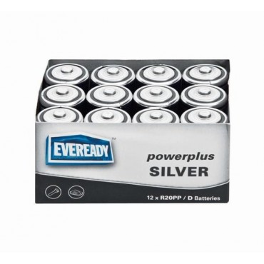 Eveready Batteries Tray R20PP