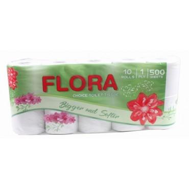 Flora Toilet Paper