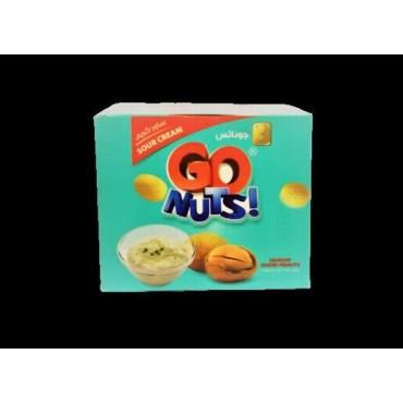 Go Nuts Sour Cream