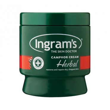 Ingrams Camphor Cream Herbal