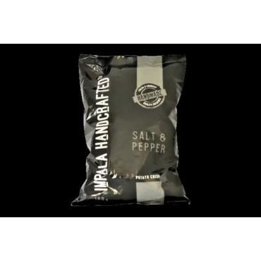 Impala Handcrafted Crisp Salt & Black Pepper