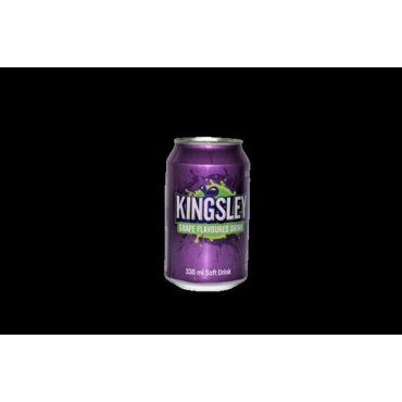 Kingsley Grape can