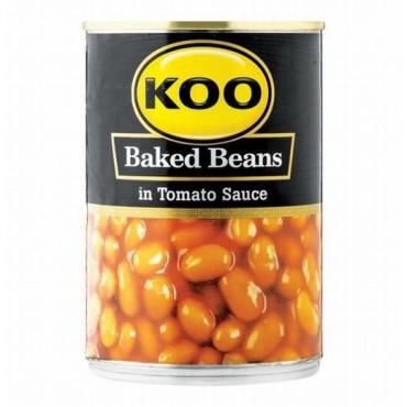 Koo Baked Beans Tomato