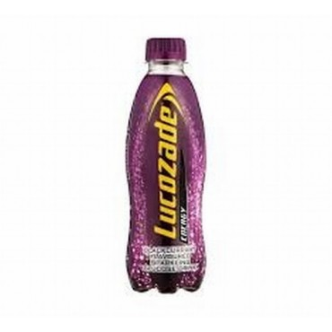 Lucozade Blackcurrant