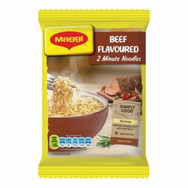 Maggi 2 Min Noodles Beef