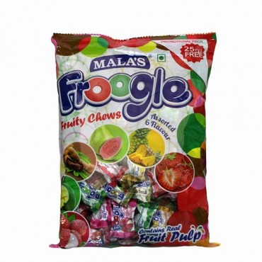 Froogle Gums Assorted