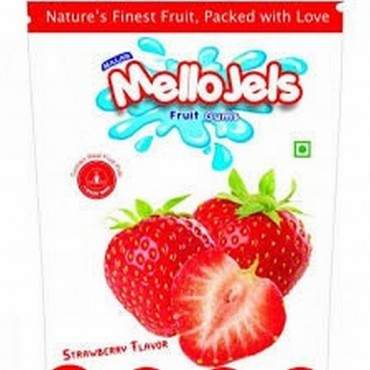 Malas Mello Jells Strawberry
