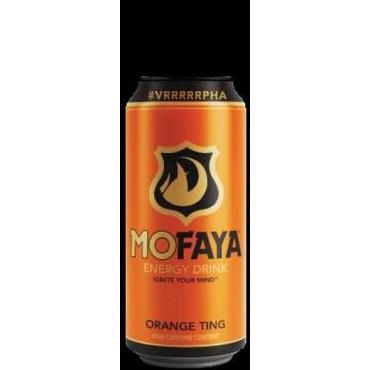 Mofaya Energy Drink Orange Ting