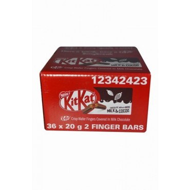 Nestle Kit Kat Chocolate 2 Finger