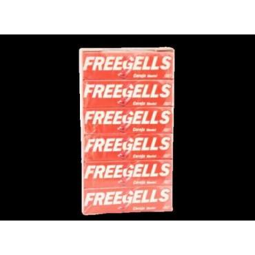 Riclan Freegells Cherry Menthol