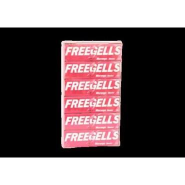 Riclan Freegells Strawberry Menthol