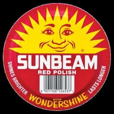 Sunbeam Polish Red