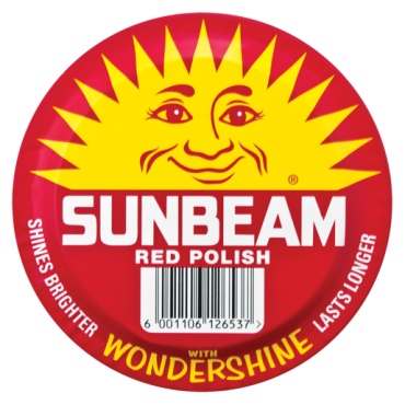 Sunbeam Polish Red