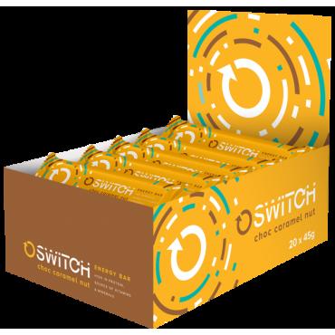 Switch Energy Bar Choc Caramel Nut
