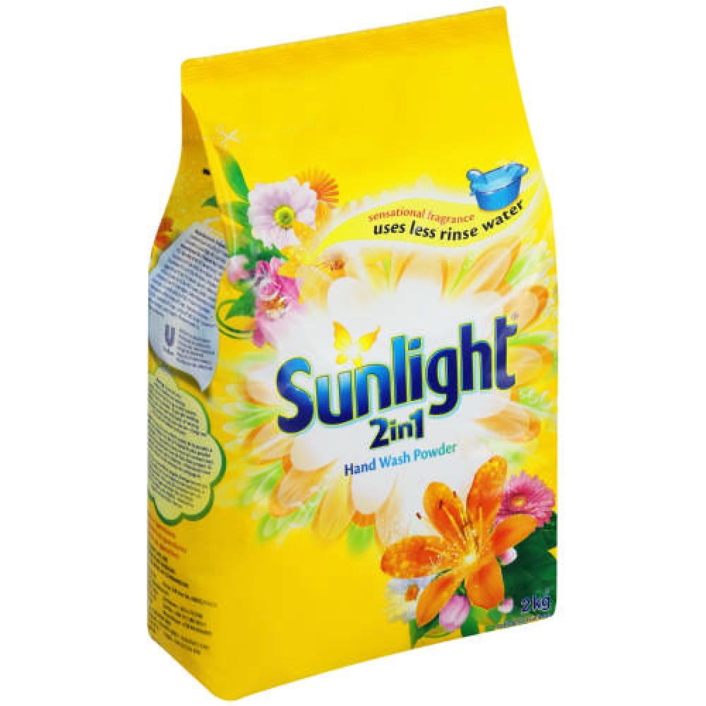Sunlight Washing Powder