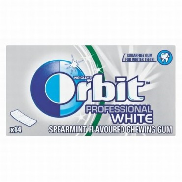 Wrigleys Gum Orbit Env Professional White