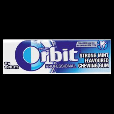 Wrigleys Orbit Professional Strong Mint